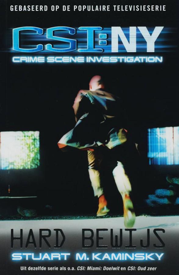 CSI New York Hard bewijs