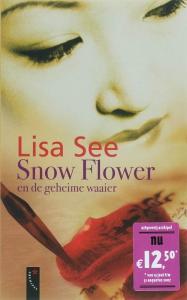 Snowflower en de geheime waaier