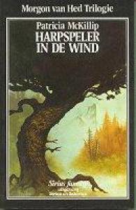 Sirius fantasy Harpspeler in de wind
