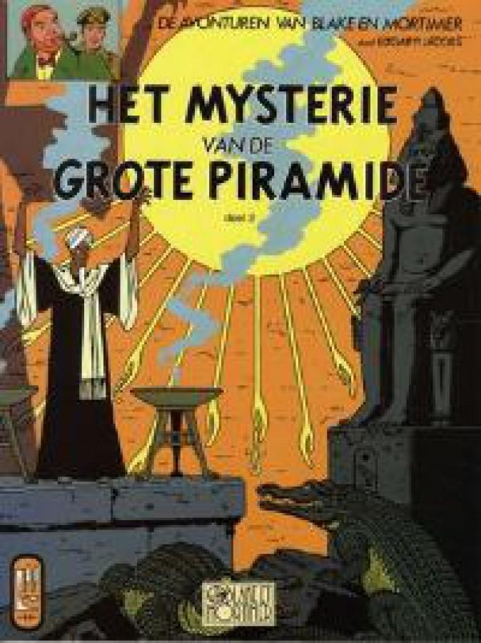 De avonturen van Blake en Mortimer 5: Het mysterie van de grote piramide