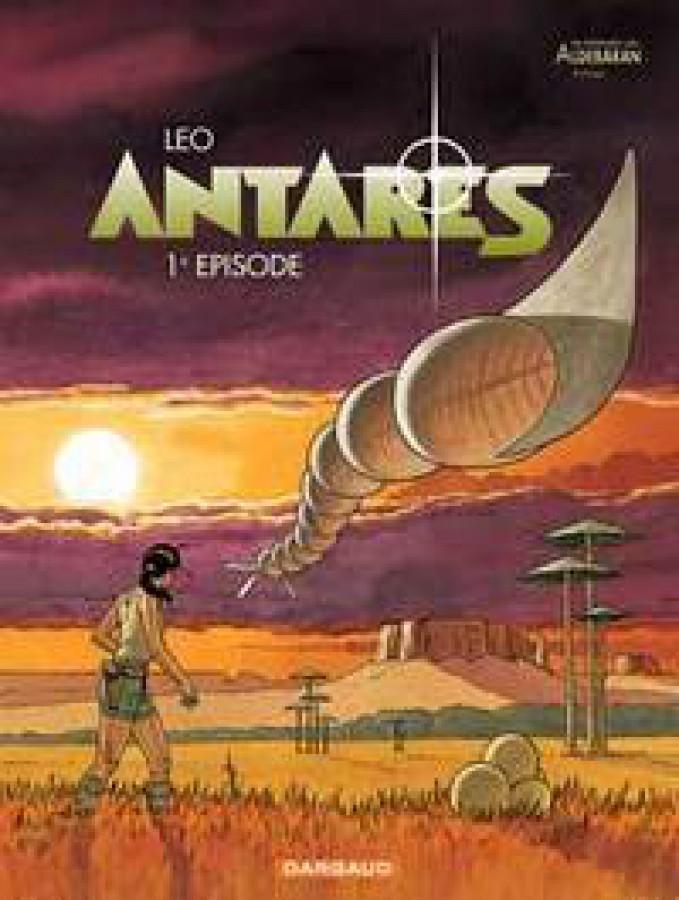 Antares 1: 1e episode