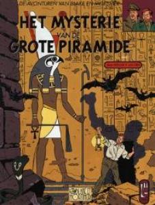 De avonturen van Blake en Mortimer 4: Het mysterie van de grote piramide