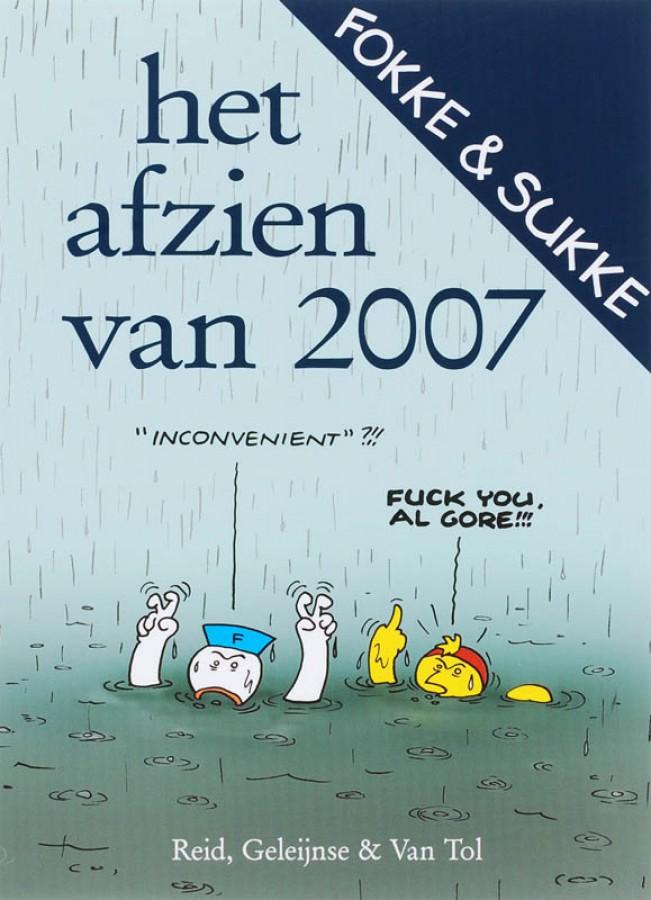 Fokke & Sukke  Het afzien van 2007