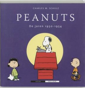 Peanuts , de jaren 1950-1954