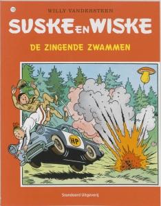 Suske en Wiske 110: De zingende zwammen