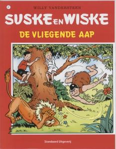 Suske en Wiske 87: De vliegende aap