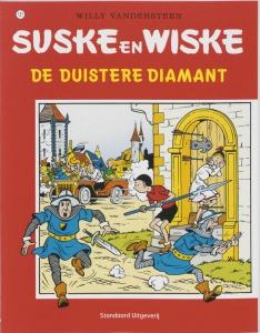 Suske en Wiske 121: De duistere diamant