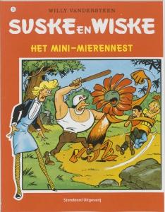 Suske en Wiske 75: Het mini-mierennest