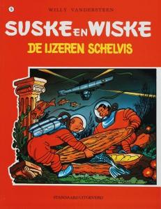 Suske en Wiske 76: De ijzeren schelvis
