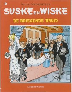 Suske en Wiske 92: De briesende bruid