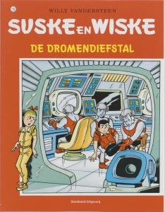 Suske en Wiske 102: De dromendiefstal
