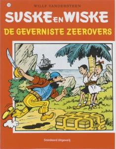 Suske en Wiske De geverniste zeerovers