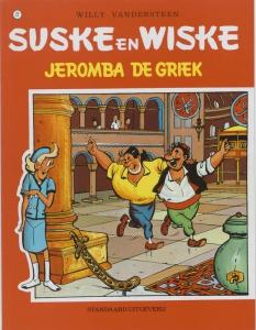 Suske en Wiske 72: Jeromba de Griek