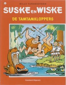 Suske en Wiske 88: De tamtamkloppers