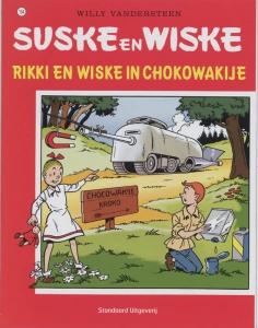 Rikkie en Wiske in Chocowakye