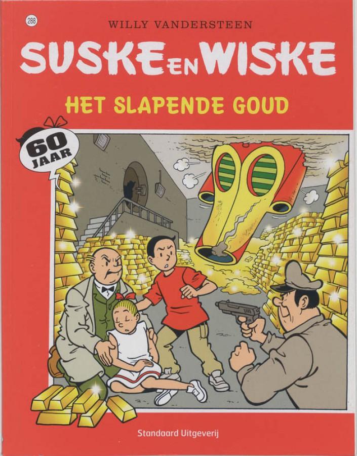 Suske en Wiske 288 Het slapende goud