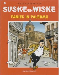 Suske en Wiske 283 Paniek in Palermo