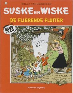 Suske en Wiske 286 Flierende fluiter