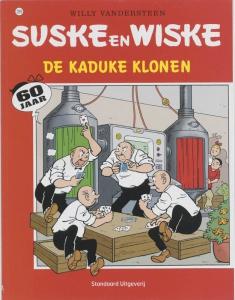 Suske en Wiske 289 De kaduke klonen
