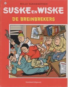 Suske en Wiske 282 Breinbrekers