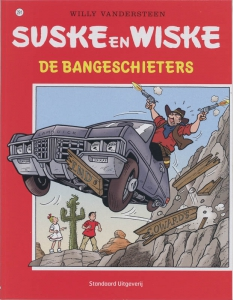 Suske en Wiske 291 De bangeschieters