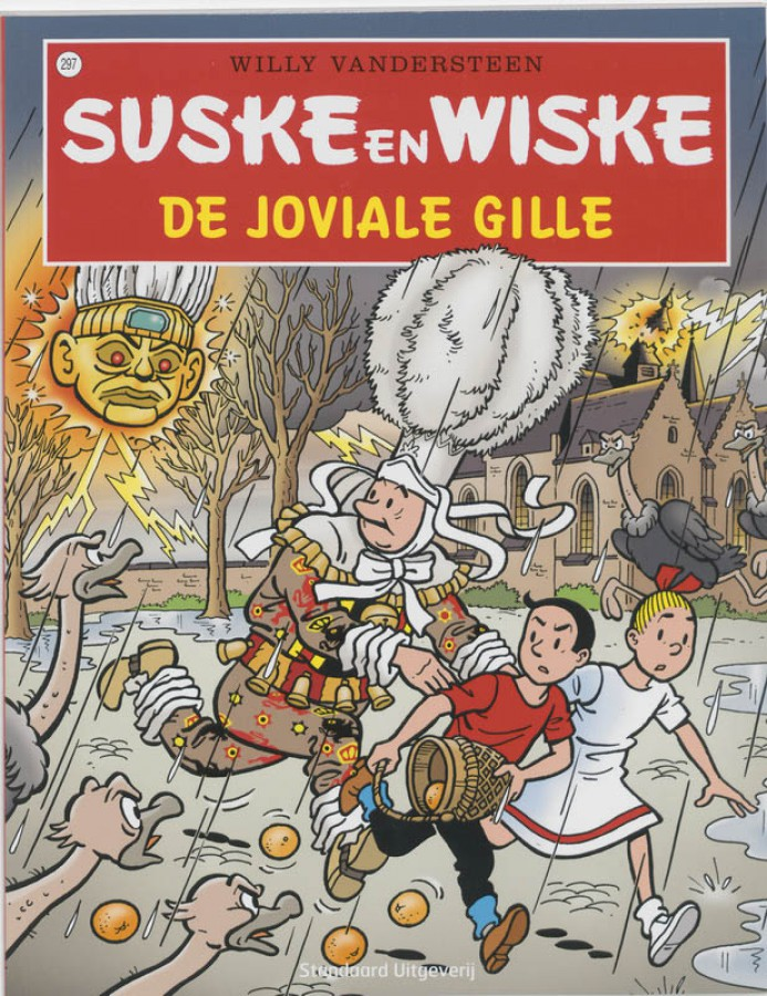 Suske en Wiske 297 De joviale gille