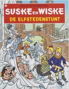 Suske en Wiske 298 De elfstedenstunt