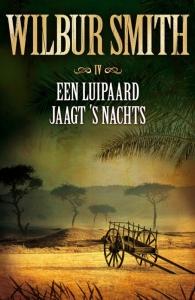 Een luipaard jaagt 's nachts