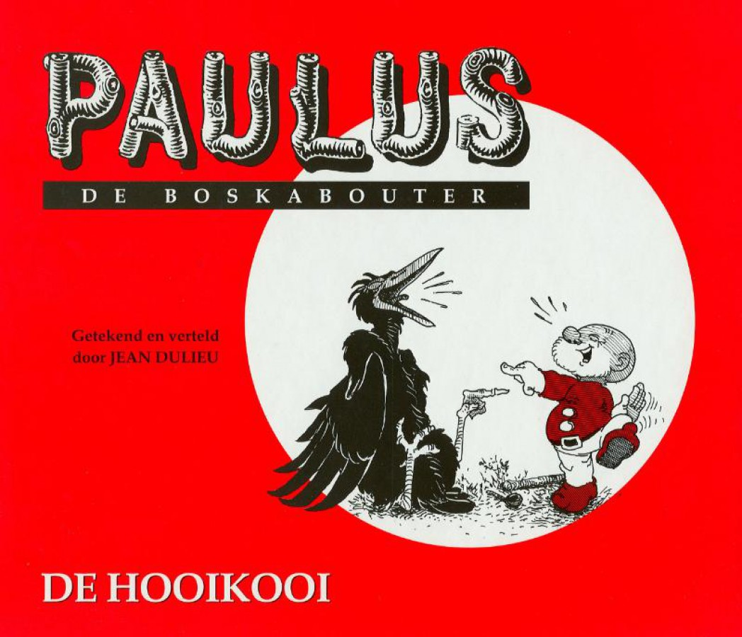 Paulus De Boskabouter 01 De Hooikooi