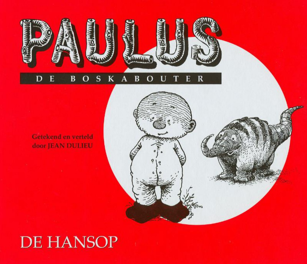Paulus De Boskabouter 13 De Hansop