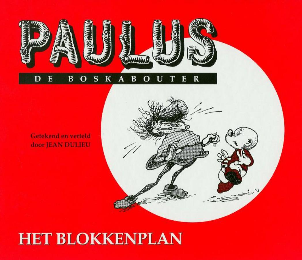 Paulus de boskabouter 2 Het blokkenplan