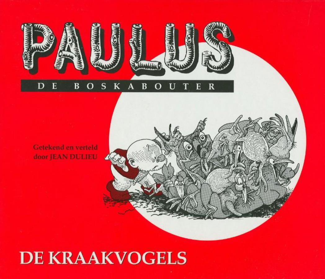 Paulus De Boskabouter 06 De Kraakvogels