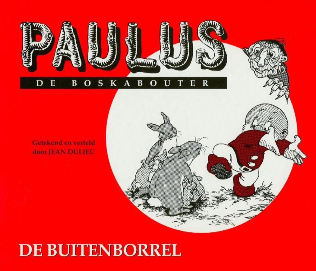 Paulus De Boskabouter 05 De Buitenborrel