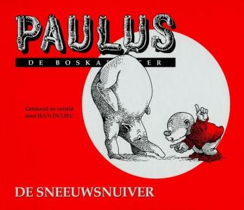 Paulus De Boskabouter 10 De Sneeuwsnuiver