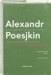verzameld werk Poesjkin, deel 3