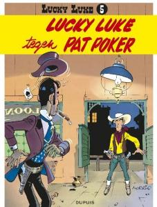 Lucky Luke 5: Lucky Luke tegen Pat Poker