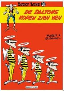 Lucky Luke 26: De Daltons kopen zich vrij
