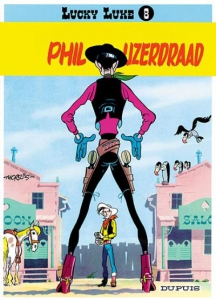 Lucky Luke 8: Phil IJzerdraad
