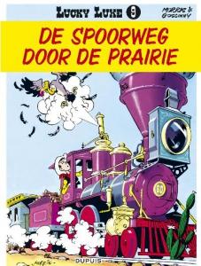 Lucky Luke 9: De spoorweg door de prairie