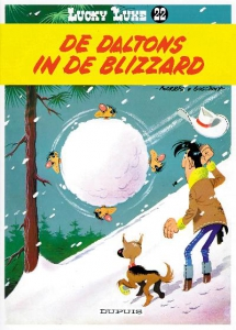 Lucky Luke 22: De Daltons in de blizzard