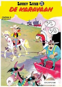 Lucky Luke 24: De karavaan