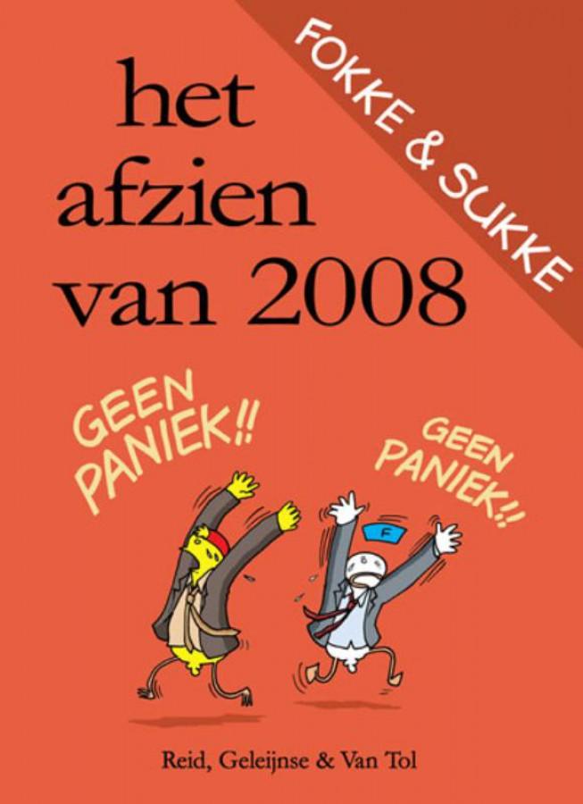 Fokke & Sukke  Het afzien van 2008