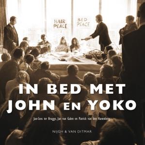 In bed met John en Yoko