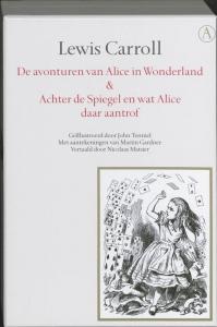 De Avonturen van Alice in Wonderland / Achter de Spiegel en wat Alice daar aantrof