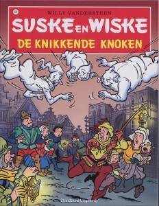 Suske en Wiske Suske & Wiske 303 De knikkende knoken
