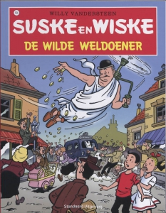 Suske en Wiske 104 De wilde weldoener