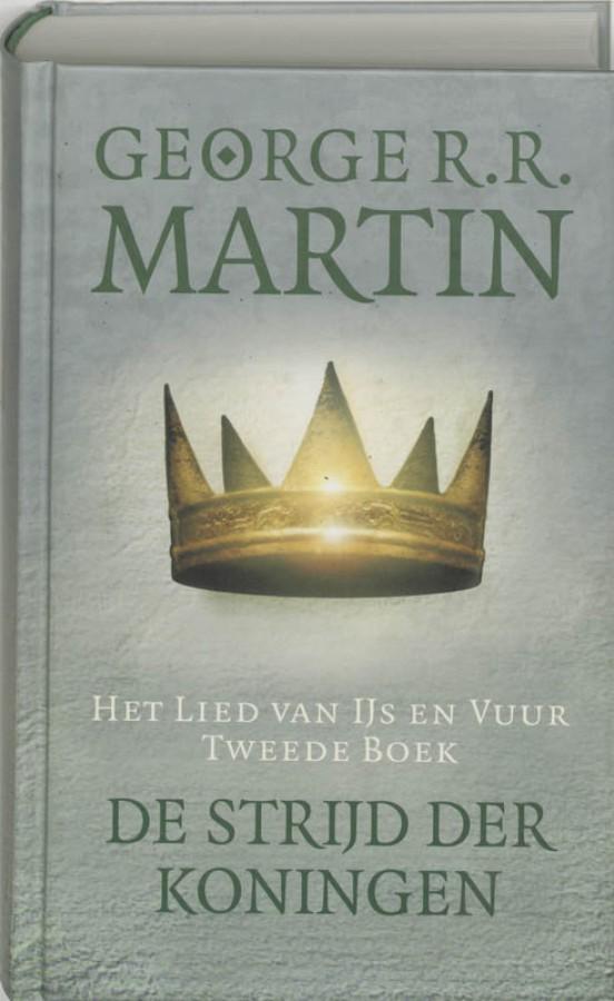 Game of Thrones - Het Lied van IJs en Vuur 2 De strijd der koningen