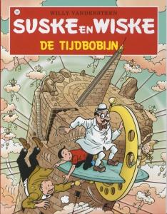 Suske en Wiske 305 De tijdbobijn