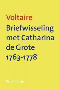Briefwisseling met Catharina de Grote