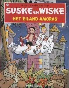Suske en Wiske 068 Het eiland Amoras